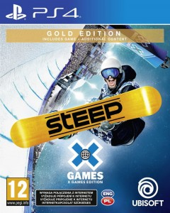 PS4 Steep X Games Gold Edition PL
