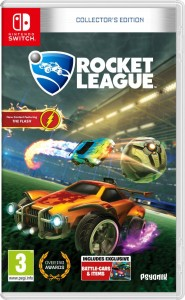 SWITCH Rocket League Ed. Kolekconerska