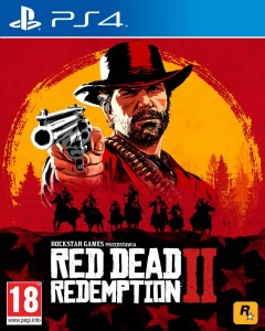 PS4 Red Dead Redemption 2 PL