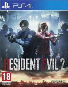 PS4 Resident Evil 2 Remastered PL