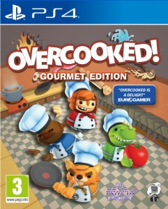 PS4 Overcooked Gourment Edition