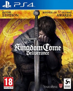 PS4 Kingdom Come Deliverance PL Royal Edition