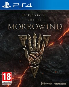 PS4 The Elder Scrolls Online Morrowind