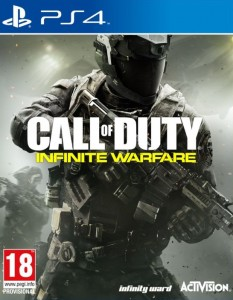 PS4 Call of Duty Infinite Warfare PL