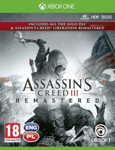 XONE Assassin's Creed 3 + Liberation Remastered PL