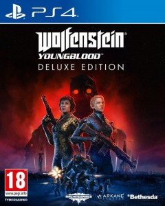 PS4 Wolfenstein Youngblood DeLuxe Eidtion PL