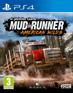 PS4 Spintires Mudrunner American Wilds Edition PL