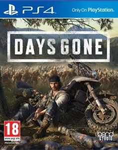 PS4 Days Gone PL