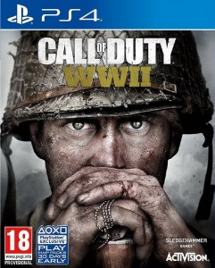 PS4 Call of Duty WWII PL