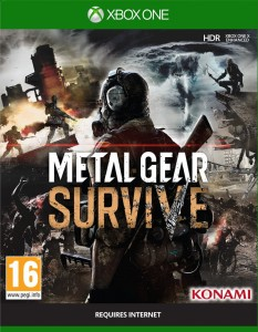 XONE Metal Gear Survive