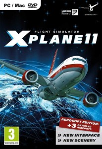 X- PLANE 11 Flight Simulator