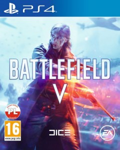 PS4 Battlefield 5 PL