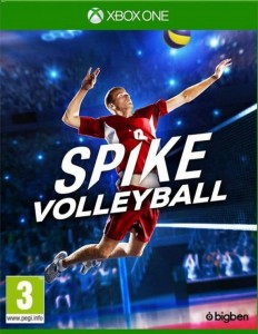 XONE Spike Volleyball PL