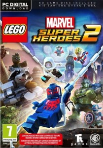 Lego Marvel Super Heroes 2 PL