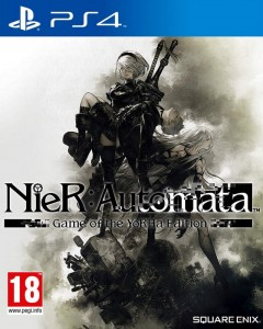 PS4 NieR Automata Game of the YoRHa Edition