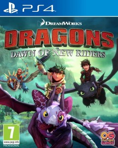 PS4 Dragons Dawn of New Raiders