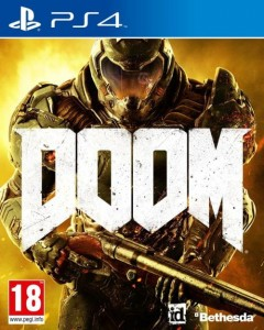 PS4 Doom PL