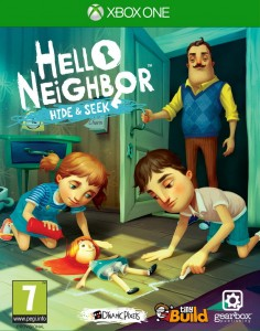 XONE Hello Neighbor Hide & Seek PL
