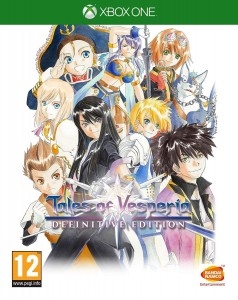 XONE Tales of Vesperia Definitive Edition