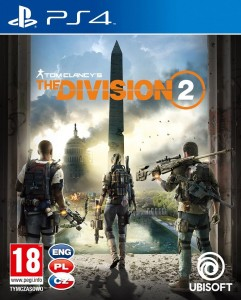 PS4 Tom Clancy's The Division 2 PL