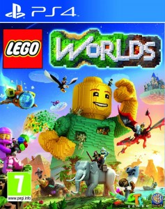 PS4 Lego Worlds PL