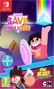 SWITCH Steven Universe - Save the Light & OK K.O.
