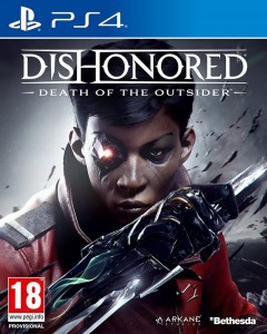 PS4 Dishonored Death of Outsider PL
