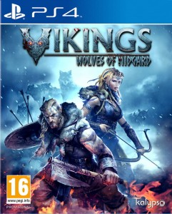 PS4 Vikings Wolves of Midgard PL