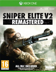 XONE Sniper Elite V2 Remastered PL