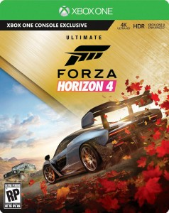 XONE Forza Horizon 4 Ultimate Edition PL