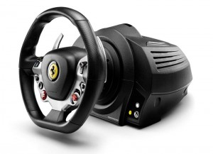 THRUSTMASTER TX Racing Wheel Ferrari 458 Italia