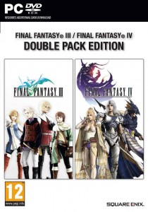 Final Fantasy III & IV DOUBLE PACK Edition