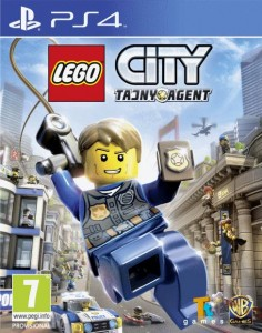 PS4 Lego City Undercover Tajny Agent