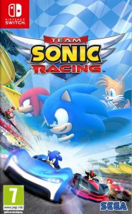 SWITCH Team Sonic Racing PL
