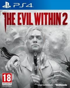 PS4 The Evil Within 2 PL
