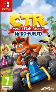 SWITCH Crash Team Racing Nitro Fueled