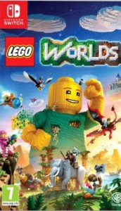 SWITCH Lego Worlds PL