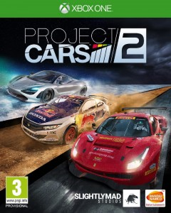 XONE Project Cars 2 PL