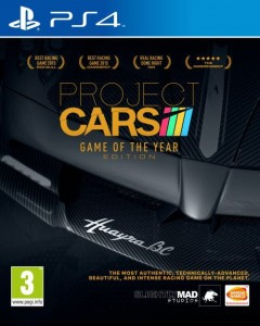 PS4 Project Cars Game of The Year Edition PL