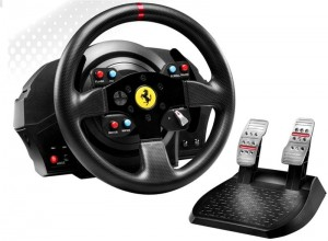 THRUSTMASTER T300 Ferrari GTE Racing Wheel