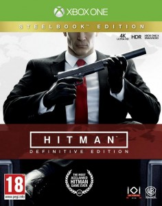 XONE Hitman Definitive Edition
