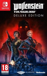 SWITCH Wolfenstein Youngblood DeLuxe Eidtion PL